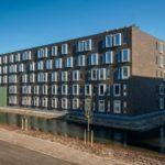 Spoorzone studentenwoningen te Delft